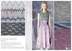 TRENDS // SPIN EXPO - COLOR + YARNS AND STITCHES . A/W 2017 | FASHION VIGNETTE | Bloglovin'