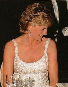 March 7, 1996: Diana, Princess of Wales with Al Fayed at…