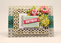 Crafty Creations with Shemaine: Charlotte Paper collection