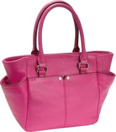 Polished Pockets French Tote Cosmo