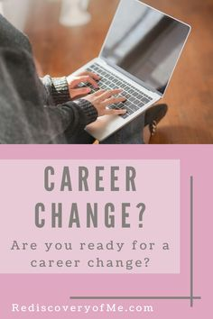 Fed up at work? Looking for a new career? How do you know when you are ready for a career change? Find out how to switch careers in your 20s, 30s, 40s or even 50s. Don't get stuck in a job you hate, learn more about changing careers.
