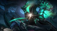 Dying of the Light (Thresh vs Lucian) by HeadcrabeD.deviantart.com on @DeviantArt