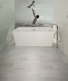 grey vinyl flooring - Google Search