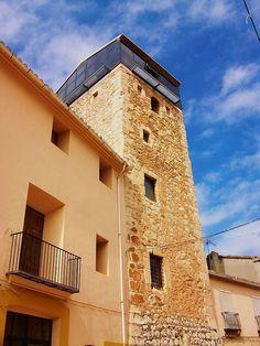 Torre medieval de l'Alcalalí Alicante