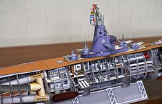 Paperized Crafts: Submarines Submarines, Paper Models, Scale Models, Paper Crafts, Godzilla, Nifty, Vehicles, Paper Toys, Models
