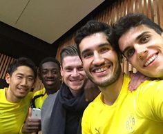 Danke für Eure Unterstützung #sk23 #dortmund #ChampionsLeague #ucl