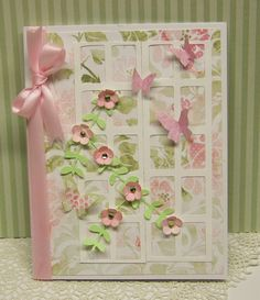one of my pretty Spring cards