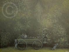 "Archives for ""SOLD"" original paintings by artist Philippe Fernandez. Magical, Original Paintings, Fantasy, Fantasy Art, Painting, Art, Night Art, Fine Art Gallery, Fairytale Art"