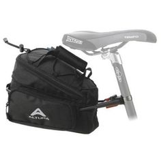 Buy your Altura Arran Expanding Post Pack - Saddle Bags from Wiggle. Arran, Cycle To Work, Cycle Shop, Commuter Bike, Cycling Bikes, Golf Bags, Saddle Bags, Packing, Bike Stuff