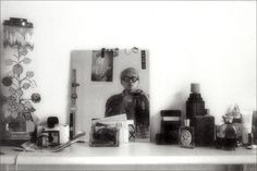 David Hockney · Self Portrait in a Mirror | Self-timer · 1970 · London