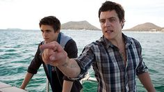 Brax and Kyle looking for Heath