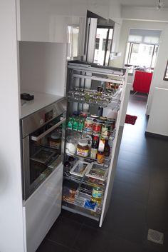 Kitchen tower unit