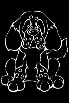 Do you love your Clumber Spaniel? Then a dog decal from Decal Dogs is what you need to celebrate your best friend. Every Dog Has Its Decal! The decal measures 4 in. x 6 in. and can be applied to most