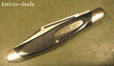 knives-4sale: Buck 301 USA Pre 85 Stockman Pocket Knife
