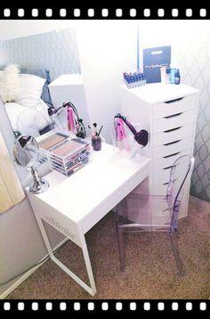244 Best Diy Vanity Area Images Bedroom Ideas Dressing Tables Mirror