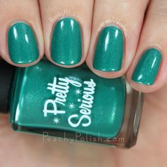"""Pretty Serious Cosmetics Frogtown 
