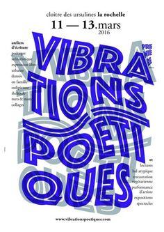 Affiche, design graphique, Flore Kunst, typo:
