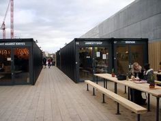 View full picture gallery of BOXPARK Shoreditch