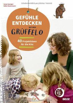 Gefühle entdecken mit dem Grüffelo: 40 Projektideen für die Kita (Beltz Nikolo) von Sonja Kaemper http://www.amazon.de/dp/3407727100/ref=cm_sw_r_pi_dp_k1Duvb0KW0PN2