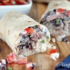(Copycat) Chipotle Steak Burrito