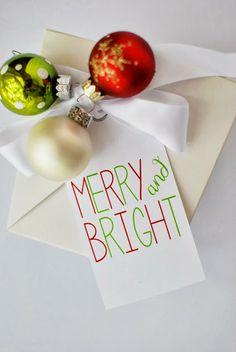 {Free Printables} holiday gift tag