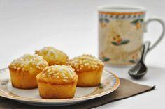 Coccole di dolcezza: Muffins yogurt e limone (gluten free)