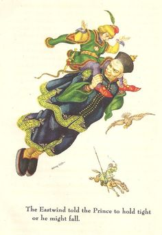 arthur szyk - amazing illustrator. scared the crap out of me as a kid.