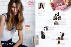 Wella Professionals Magma By Blondor Freehand Lightening Sunkissed Looks Step-by-Step.