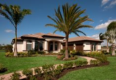 Toll Brothers - Bonita Lakes Estates Collection, FL