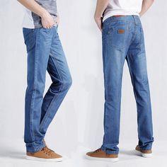28.99$  Buy here - https://alitems.com/g/1e8d114494b01f4c715516525dc3e8/?i=5&ulp=https%3A%2F%2Fwww.aliexpress.com%2Fitem%2F2016-New-Arrival-Fashion-Black-Color-Slim-Straight-Leisure-Casual-Brand-Jeans-Men-Hot-Sale-Denim%2F32691886084.html - 2016 New Arrival Fashion Black Color Slim Straight Leisure & Casual Brand Jeans Men,Hot Sale Denim Cotton Men Jeans,JY8016-1 28.99$