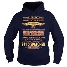 911-DISPATCHER - #tshirt #boys. MORE INFO =>…