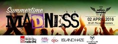 SUMMERTIME MADNESS - see more on http://ift.tt/1RNh89W #events #mauritius