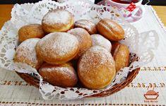 Gogosi de post vanilate Pretzel Bites, Deserts, Bread, Vegan, Health, Food, Sweets, Food And Drinks, Health Care