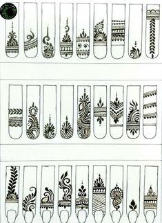 Cute Henna Designs, Henna Tattoo Designs Simple, Finger Henna Designs, Mehndi Designs Feet, Indian Mehndi Designs, Full Hand Mehndi Designs, Modern Mehndi Designs, Mehndi Designs For Beginners, Mehndi Designs For Girls