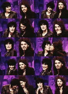 Goth Detectives being adorable X) Julian Barratt, Comedy Tv Shows, The Mighty Boosh, Russell Brand, Noel Fielding, British Comedy, Fantasy Male, Ben And Jerrys, Television Program