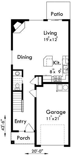 Small lot homes narrow block designs brisbane modern minimalist narrow home plans - Small narrow house plans minimalist ...