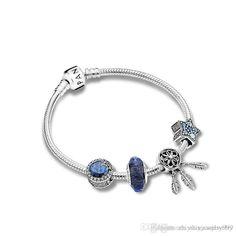 661706a8e Pandora black friday 2018 dream capture star charm bracelets sterling  silver 925 jewelry full package gifts. Jewelry SetsStarRose ...