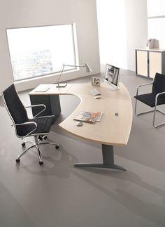 Bureaux compacts 90° symétrique Bureau Design, Office Desk, Corner Desk, Conference Room, Direction, Table, Furniture, Desks, Coaching