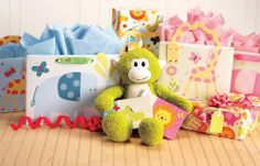 Baby Bags from The Gift Wrap Company