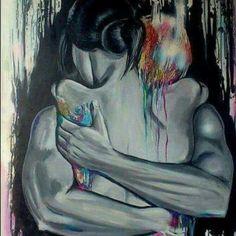 Sweet embrace ❤