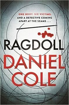 Ragdoll by Daniel Cole book review: Brilliant plot, but weird character choices that ruined this book for me. Read my review: Ragdoll: an edge-of-your-seat thriller that I still side-eyed hard http://editingeverything.com/blog/2017/06/23/ragdoll-edge-seat-thriller-still-side-eyed-hard/