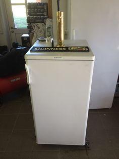 Hjemmelavet fadølsanlæg  homemade - fadøl - hjemmelavet øl - hjemmelavet maskine - min far kan