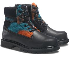 Women's Colorado boot in Black Multi for #AW15 #catboots #OnlineExclusive