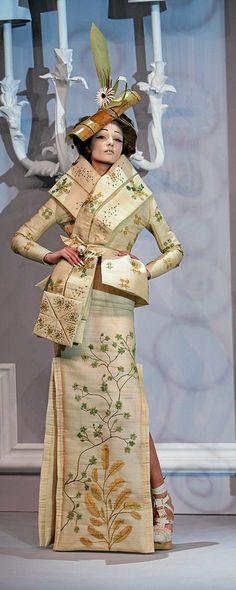 Dior Printemps-été 2007 - Haute couture - http://fr.orientpalms.com/dior,402