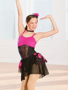 The Garden | Revolution Dancewear Jazz/Tap Dance Recital Costume