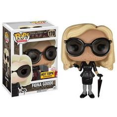 Funko Pop! Fiona Goode, Blood Splattered, American Horror Story, Hot Topic Exclusive, AHS, Funkomania, Séries