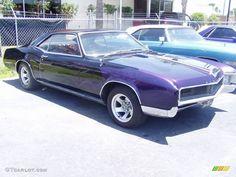 customized 70s boattail buick | 1966 Black/Purple Flames Buick Riviera Hardtop #392128 ...