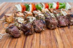 How to Grill Kebabs: Beef, Chicken, & Swordfish   ThermoWorks  