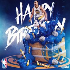 Instagram 上的 NBA:「 Join us in wishing @stephencurry30 of the @warriors a HAPPY 28th BIRTHDAY! #NBABDAY 」