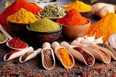 Garam Masala, Growing Ginger, Moroccan Spices, Healthy Herbs, Fish And Meat, Le Diner, Sauerkraut, Muesli, Carne Asada